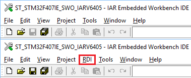 IAR Toolbar RDI BeforeAfter.png